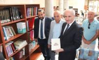 KARAMANOĞLU MEHMETBEY ÜNIVERSITESI - Karaman'da Tarihi Hatuniye Medresesi Millet Kıraathanesi Oldu