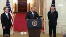 TEMYİZ MAHKEMESİ - Kavanaugh, Beyaz Saray'da Düzenlenen Törende Yemin Etti