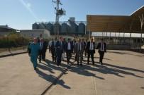 SELIMIYE CAMII - Kayseri Ticaret Borsası'ndan ETB'ye Ziyaret