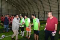 CENTİLMENLİK - KMÜ'de Birimler Arası Spor Oyunları Başladı
