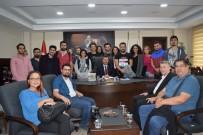 SAMIMIYET - Kocaeli Cumhuriyet Başsavcısı Habib Korkmaz Basın Mensupları İle Buluştu