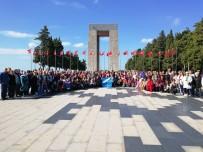 KAHRAMANLıK - Konak'tan Çanakkale Şehitliklerine Duygusal Gezi