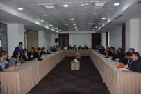 İNTERNET BAĞIMLILIĞI - Lapseki'de Güvenlik Toplantısı