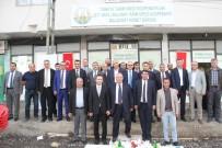 TARIM SİGORTASI - Malazgirt'te Tarım Kredi Kooperatifi Bürosu Açıldı