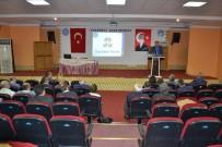 KARDEŞ OKUL - Milli Eğitim Müdürlüğünün Projeler Tanıtıldı