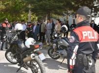 MUSTAFA TUTULMAZ - Motosikletli Polis Timleri Görevde
