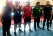 Nilüfer Belediyesi GESK Halterde 4 Madalya Aldı