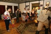TAYFUN TALIPOĞLU - Odunpazarı'nın Galerilerine Ziyaretçi Akını