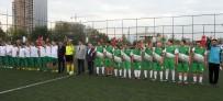 MUSTAFA DÜNDAR - Osmangazi'de Birimler Arası Futbol Turnuvası Başladı