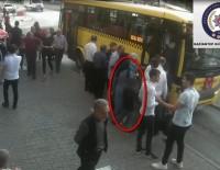 ŞEHİR İÇİ - Otobüslerde Yankesicilik Yapan Çocuk Yakalandı