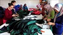 AKILLI TAHTA - Portatif Salıncakla Başladığı Kamp Ürünleri Üretimiyle İhracatçı Oldu