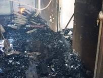 SAMANLıK - Şanlıurfa'daki Yangınla İlgili 5 Gözaltı