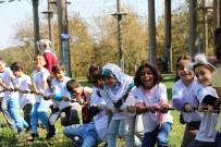SIĞINMACI - Sığınmacı Minikler Macera Park'a Konuk Oldu