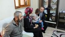 DENIZ PIŞKIN - Sosyal Medyadan Kaymakam'a Ulaşıp Kızını Okula Kavuşturdu