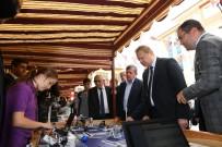 YÜCEL YAVUZ - 'Trabzon'un Teknofesti' Bilim Ve Teknoloji Şenliği Başladı