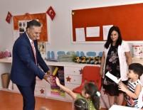 MÜNİR ÖZKUL - Uysal, Büyükşehir Belediye Başkanlığına Aday