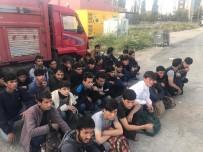 EMNİYET AMİRLİĞİ - Van'da 58 Yabancı Uyruklu Kaçak Şahıs Yakalandı
