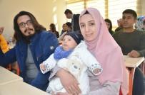 AHMET YıLMAZ - 3 Aylık Bebeğiyle Girişimcilik Kursu'na Geldi