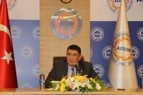 TÜRKIYE ESNAF VE SANATKARLAR KONFEDERASYONU - AESOB Başkanı Dere Açıklaması 'Vergi İndirimleri İçin Doğru Zaman'