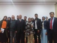 Ahilik Araştırma Merkezi Eski Müdürü  Ceylan, Abdülhakim Arvasi Eğitim Merkezinde Ahiliği Anlattı