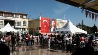 AK Partili Kadınlar İle Gençler Kan Bağışında Bulundu