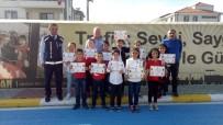 TRAFİK EĞİTİMİ - Akyazı Trafik Parkta Eğitimler Devam Ediyor