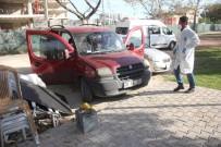 KARBONMONOKSİT - Arabada Kömür Ocağından Zehirlendi