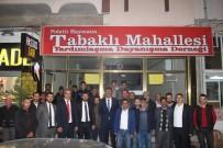 Aysu'dan Polatlı Haymana Tabaklılılar Yardımlaşma Ve Dayanışma Derneğine Ziyaret