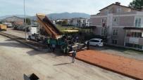 ATAKENT - Başiskele'de Sokak Ve Yol Çalışmaları Sürüyor