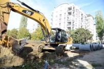 ÖZLEM ÇERÇIOĞLU - Başkan Çerçioğlu'ndan İncirliova'nın Yağmur Suyu Sorununa Çözüm