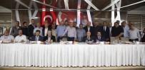 GECEKONDU - Başkan Karabağ, Sivil Toplum Kuruluşlarıyla Buluştu