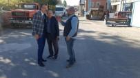 Belediye Başkanı Seçen, Lale Sanayi Sitesi Esnaflarını Ziyaret Etti