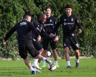 NEVZAT DEMİR - Beşiktaş Taktik Çalıştı