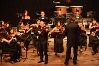 MOZART - Büyükşehir Orkestrası Sezonu Mozart Ve Beethoven İle Açtı