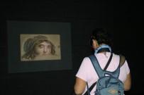 SEVINDIK - Çingene Kız Mozaiği'nin Eksik Parçaları ABD'den Getirilecek
