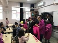 Çocuklar Üşümesin Gönüllülerinden Köy Okullarına Destek