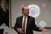 DUMESF Genel Başkanı Kaya Muzaffer Ilıcak'dan Uyuşturucu Uyarısı