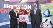 Dünya 2.'Si Milli Güreşçiye Büyük Ödül