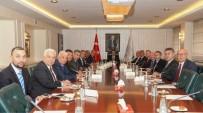 NÜKLEER ENERJI - Enerji Ve Tabii Kaynaklar Bakanı Fatih Dönmez'den, ASO'nun Nükleer Projelerine Destek