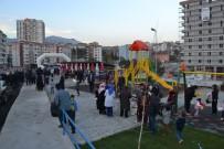 Ergenekon Mahallesi'nde Park Açılışı Yapıldı