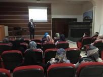 Erzincan'da Umre Seminerleri Başladı