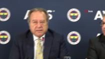 FENERBAHÇE - Fenerbahçe, Avis İle Sponsorluk Anlaşması İmzaladı