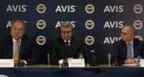 FENERBAHÇE - Fenerbahçe Sponsoruyla İmzayı Attı