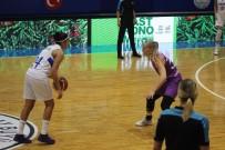 FIBA Kadınlar Avrupa Ligi Açıklaması Hatay Büyükşehir Belediyespor Açıklaması 74 - TTT Riga Açıklaması 77