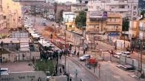 TEL AVIV - İsrail Polisinden Ultra-Ortodoks Yahudilerin Gösterisine Müdahale