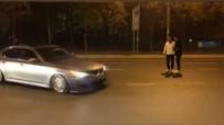TRAFİK KANUNU - İstanbul'da Trafik Magandalığı Bitmek Bilmiyor