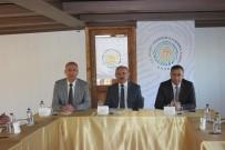 ÇANKIRI VALİSİ - KATSO Başkanı Fındıkoğlu, KUZKA Yönetim Kurulu Toplantısına Katıldı