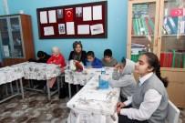 KAZIM KARABEKİR - Kaymakam Eşinden Engelli Çocuklara Ziyaret