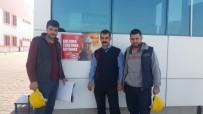 GÖKKAYA - Kayseri 'Kendi Ürettiğini Tüket' Kampanyasına Destek Veriyor