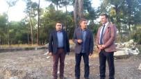 ARKEOLOJİK KAZI - Kemer Kaymakamı Yaşar, İdyros Antik Kenti İnceledi